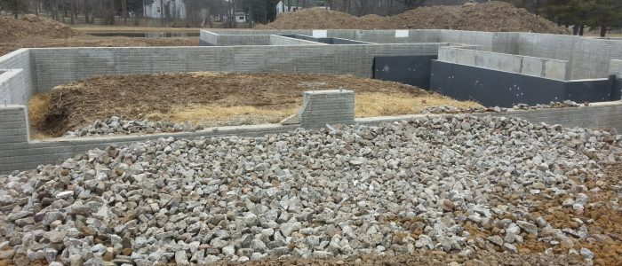 The basement excavation: what for?