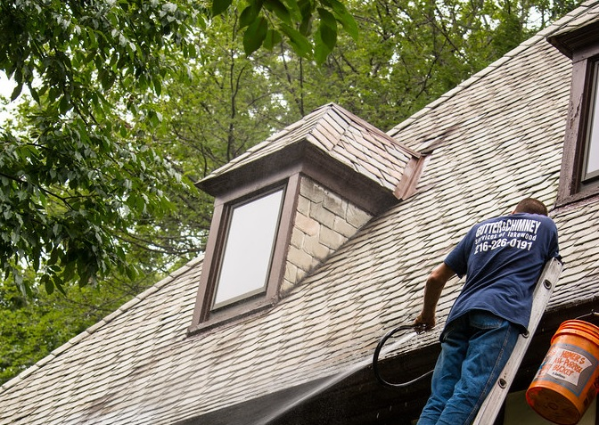 The best gutter cleaning times